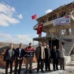 """Camiye """"Zeytin Dalı Harekatı Şehitleri"""" ismi verildi"""