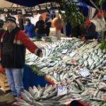 Et fiyatları arttı balık tezgahları şenlendi