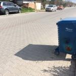 Aydın'da bisikletiyle çöp konteynerine çarpan sürücüsü öldü