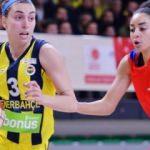 Fenerbahçe yarı final biletini kaptı