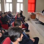 Yüksekova'da ikinci dönem eğitim toplantısı