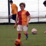 G.Saray'ın en genç transferi! 10 yaşında...