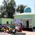 Kırgızistan'da 15 Temmuz Şehitleri Camii açıldı