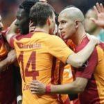 Türk futbol tarihinde bir ilk! Galatasaray...