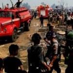 Myanmar'dan dehşete düşüren hamle