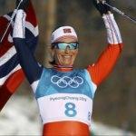 Norveç ABD'nin rekorunu tarihe gömdü