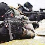 SAS'lar da Afrin'de devreye girdi!