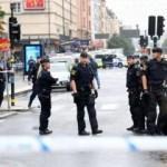 Stockholm merkezinde şüpheli paket alarmı