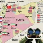 Suriye'de hangi ülke nereye konuşlandı!