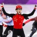 Çinli sporcudan dünya rekoru!