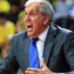 Zeljko Obradovic: Riske girmeyeceğiz