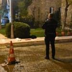 Bodrum'da ehliyetine el konulan sürücü kendini vurdu