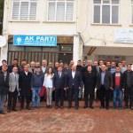 AK Parti Elazığ Milletvekili Açıkkapı, Keban'da
