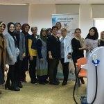 Pursaklar Belediyesinden kadınlara ücretsiz cilt bakımı