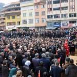 Karabük'te Zeytin Dalı Harekatı'na destek yürüyüşü