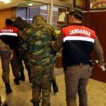 Askerlerin tutuklanması Yunanistan'ı sarstı!
