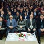 AK Parti Alaçam İlçe Kongresi yapıldı