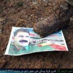 """Afrin'de geri çekilen YPG'den """"Öcalan"""" kararı"""