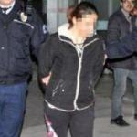 Cezaevi firarisi kadın çamaşır sepetinde yakalandı