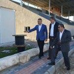 AK Parti Mersin Milletvekili Özkan'dan Silifke'ye ziyaret