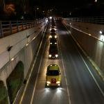 Aydın'da Zeytin Dalı Harekatı'na destek konvoyu