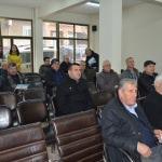 Malkaralı çiftçilere yönelik bilgilendirme toplantısı