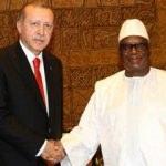 Erdoğan'dan Mali'ye 'metrobüs' müjdesi