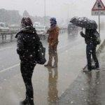 İstanbul son dakika hava durumu haberleri! Kar yağışı için kesin gün verildi...