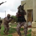 JÖH ve PÖH'ler Afrin'de ilk kez görüntülendi!