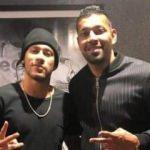 Neymar, Bolulu berbere selam gönderdi
