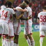 Sivasspor, Antalya'da şov yaptı!