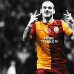 Sneijder: G.Saray'a geri dönmek istiyorum