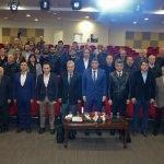 """Kula'da """"Yaren Kültürü'nü Yaşatalım"""" çalıştayı düzenlendi"""
