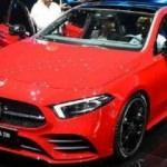 2019 Mercedes A serisinin örtüsü kaldırıldı