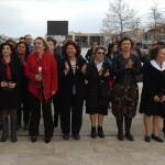 Urla'da Kadınlar Günü etkinliği