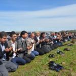 """Şanlıurfa'da """"şükür duası"""""""