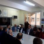 Eğitim-Bir-Sen Manisa Şube Başkanı Öner, Salihli'de