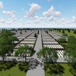 Ağrı'da şehir mezarlığı ihalesi yapıldı