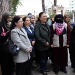 Vicdan konvoyuna Aydınlı kadınlardan destek