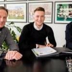 Marco Reus'tan 5 yıllık imza!