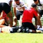 Beşiktaş'ta sakatlık! Ameliyat olacak...