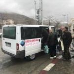 İran ile Türkiye'deki sınır kapıları arasında ücretsiz servis