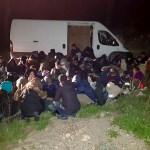 İzmir'de göçmen kaçakçılığıyla mücadele
