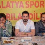 Evkur Yeni Malatyaspor'a moral yemeği