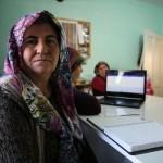 Köylü kadınlardan internet üzerinden satış