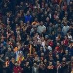 Galatasaray-Konya maçında şok saldırı!