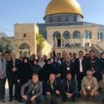 MÜSİAD'dan Kudüs'e destek ziyareti