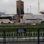 Taksim'de 8 Mart önlemi! TOMA ve çevik kuvvet...