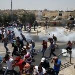 Filistinlilere karşı ilk kez İHA kullandı