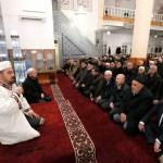 Amasya'da şehitler için mevlit programı